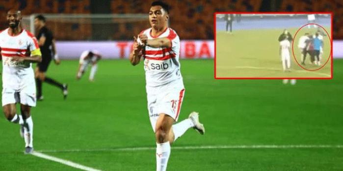Galatasaray'ın anlaştığı futbolcu rakibini tekme tokat dövdü