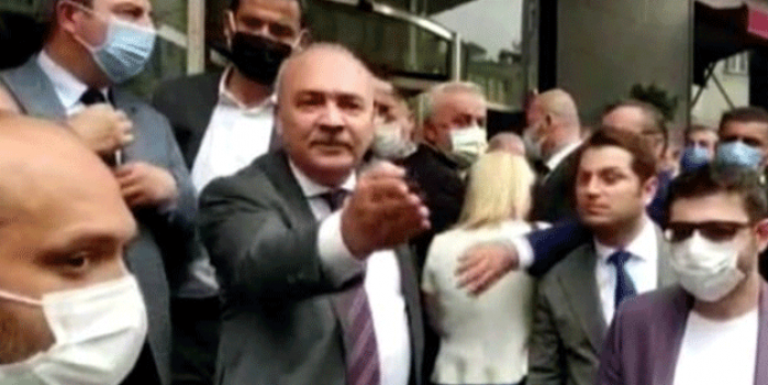Gasp ve şiddet yerini küstahlığa bıraktı! İYİ Parti vandallığı