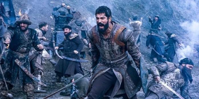 Geceye damga vurdu! Kuruluş Osman'dan nefes kesen savaş sahnesi
