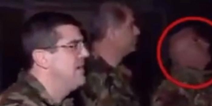 Görüntüler Ermenistan gündemini altüst etti! SİHA korkusuyla tutuştular