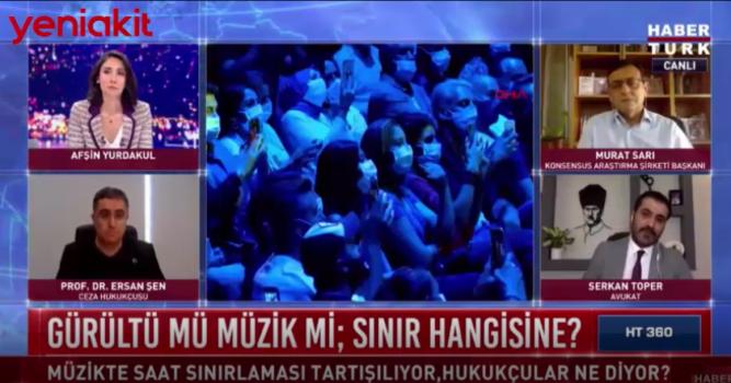 Habertürk'te Cumhurbaşkanı Erdoğan'a saygısızlık!