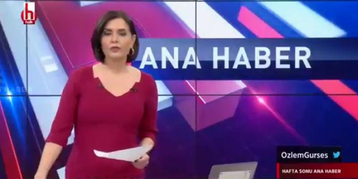 Halk TV'den 'yalan haber' itirafı