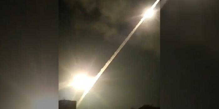 Hamas roketleri böyle ateşledi
