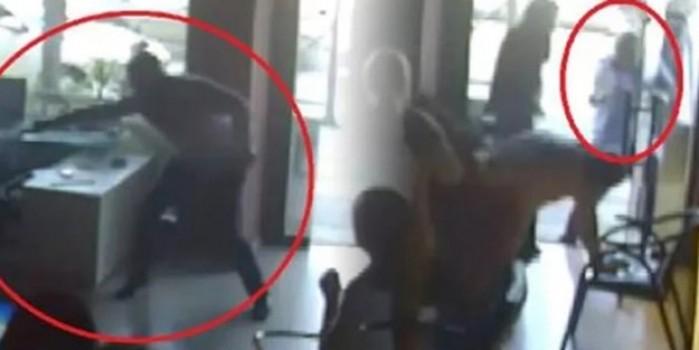 Hamile eşinin gözü önünde öldürülmüştü... Cinayetin kamera görüntüleri ortaya çıktı