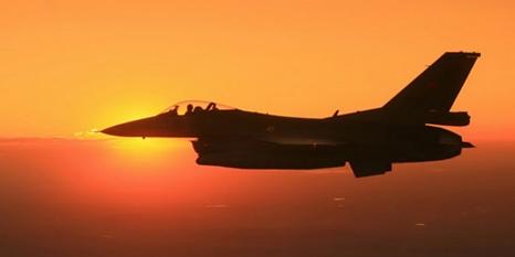 Hava Kuvvetleri Komutanı'nın PKK'yı böyle bombaladı!