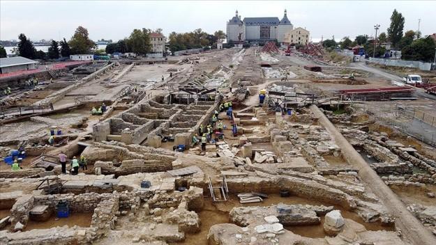 Haydarpaşa Garı'ndaki arkeolojik kazılarla Kadıköy'ün tarihi yeniden yazılıyor
