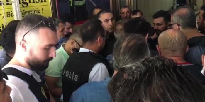 HDP saldırganı ile polisin ilk diyalogu ortaya çıktı! İşte o anlar...