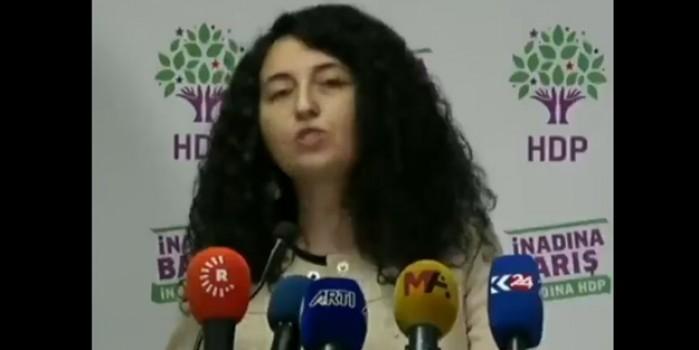 HDP'den CHP'ye teşekkür mesajı
