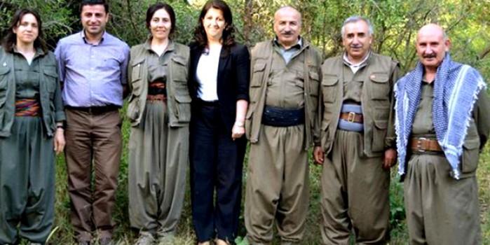 Pervin Buldan PKK ile ilgili görsel sonucu