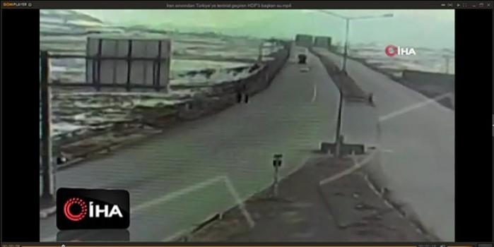 HDP'li Başkan'a suçüstü... Sınırdan terörist geçirirken yakalandı