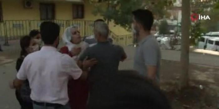 HDP'li vekil Remziye Tosun'dan evlat nöbetindeki ailelere hakaret