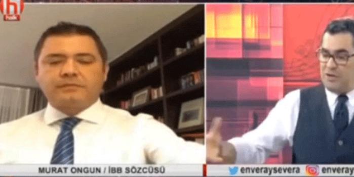 İBB sözcüsü Murat Ongun'dan itiraf: Hata oldu, yanlış söyledim