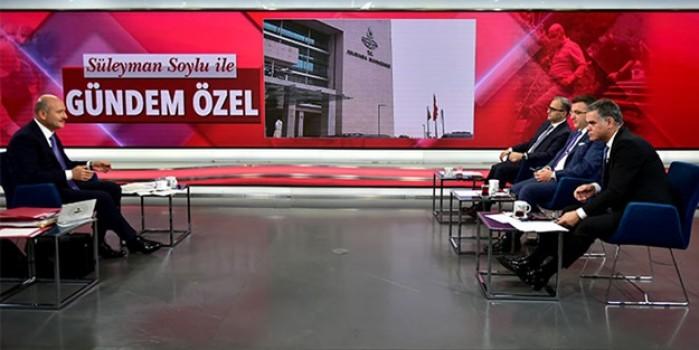 İçişleri Bakanı Soylu siyaseti ne zaman bırakacağını açıkladı