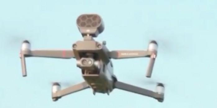 İngiltere dronları devreye koydu!