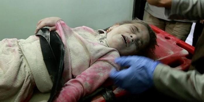 İnsanlık Suriye'de 'yaşam mücadelesinde'