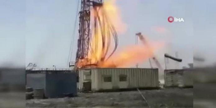 İran'da gaz rafinerisinde patlama: 2 ölü, 1 yaralı