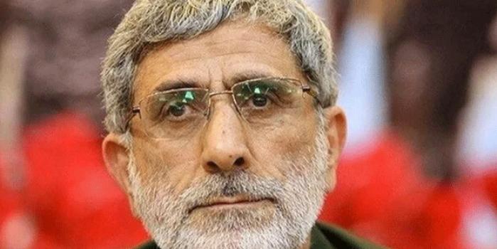 İranlı Tuğgeneral Kaani, Irak'taki güçleri uyardı! 'ABD'ye saldırmayın'