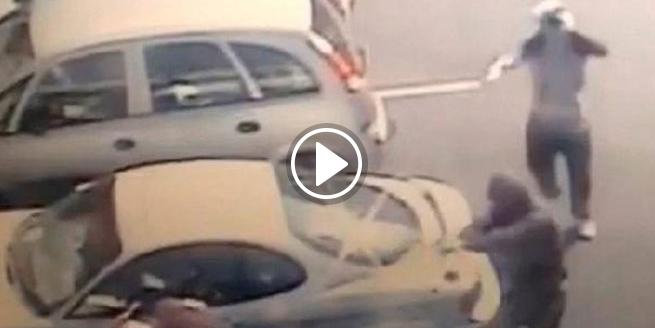 İrlanda'da sokak ortasında çete infazı!