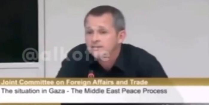 İrlandalı siyasetçi İsrailli büyükelçiyi böyle yerin dibine soktu: Irkçı ve faşistsiniz