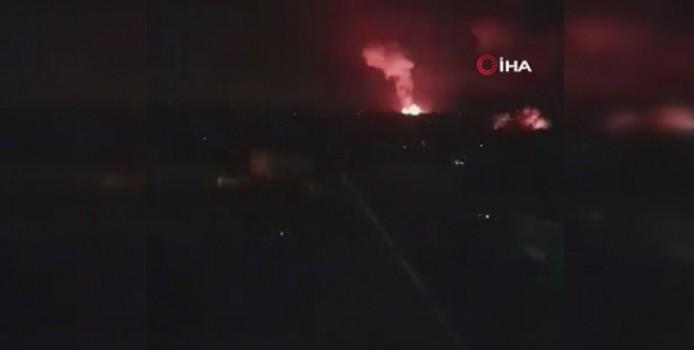 İsrail ordusu, Gazze'ye hava ve kara operasyonu başlattı