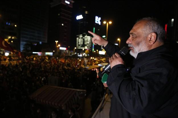 İstanbul, Kudüs için ayağa kalktı