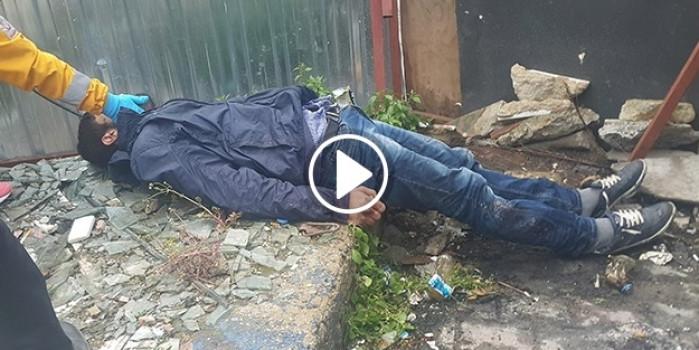 İstanbul'un göbeğinde ibretlik manzara