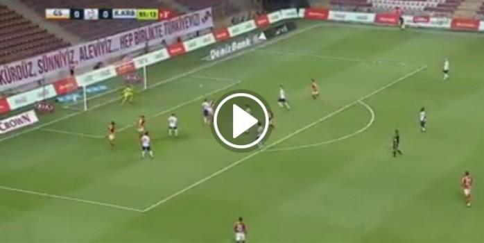 İşte Eren Derdiyok'un son dakika golü!