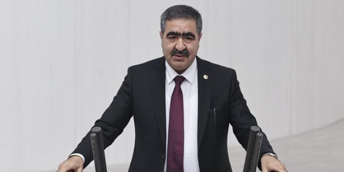 İYİ Parti Milletvekili Halil İbrahim Oral ateizm artışını AK Parti'ye bağladı