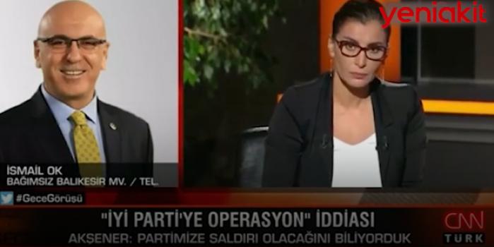 İYİ Parti'den istifa eden Milletvekili İsmail Ok: Akşener partiye operasyon yapıyor