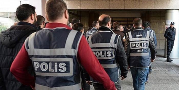 İzmir merkezli operasyon! Çok sayıda gözaltı var