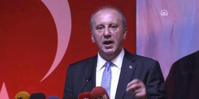 Kafalar kuma gömüldü! Muharrem İnce'nin HDP itirafına CHP'den halen 'tık' yok