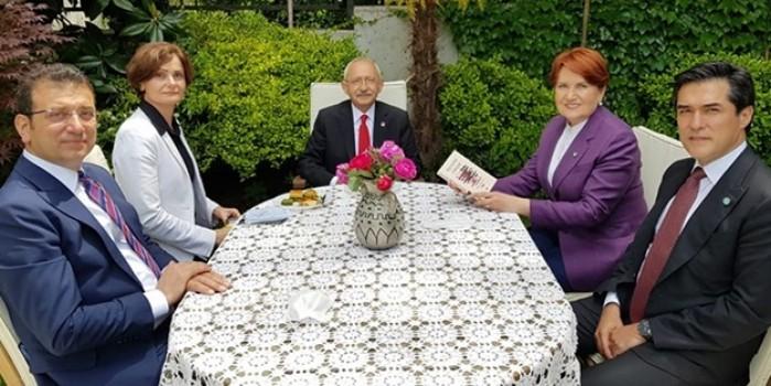 Kandil talimatı gönderdi! Millet İttifakı'nın Cumhurbaşkanı adayını açıkladı