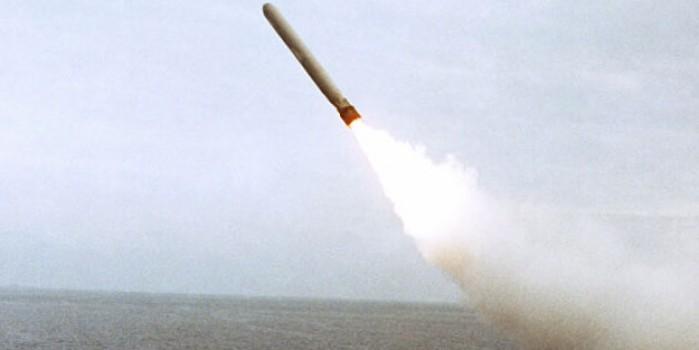 Karadeniz'de füzeler peş peşe ateşlendi