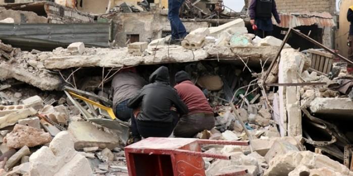 Katiller kana doymuyor, İdlib yine kan ağlıyor: 19 ölü