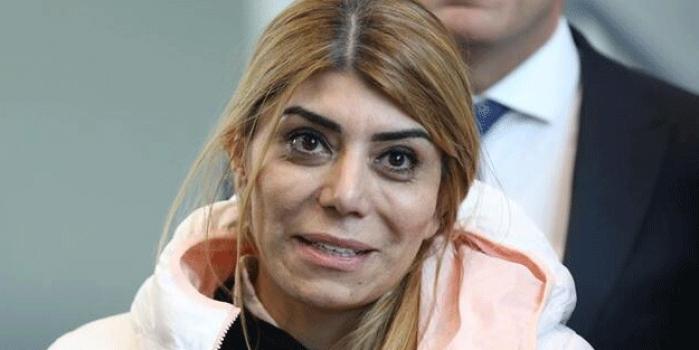 Kayserispor, başkan Berna Gözbaşı'nın locasına saldırı