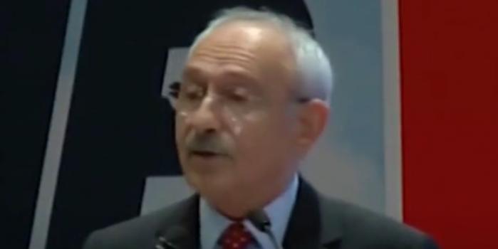 Kemal Kılıçdaroğlu'ndan 'İstiklal Marşı' gafı
