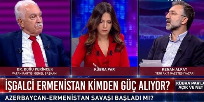 Kenan Alpay: Abhazya yönetimi Ermenistan işgalini meşru görmekten vazgeçmelidir