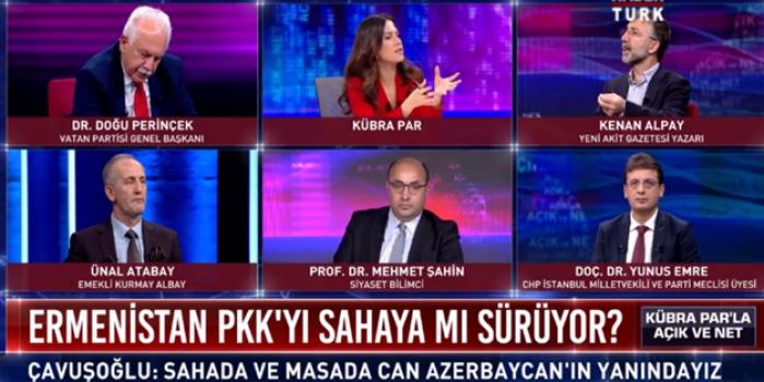 Kenan Alpay: Doğu Perinçek'e kalsa Wagner gelip İstanbul'a konuşlansın