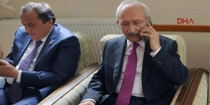 Kılıçdaroğlu, Erdoğan'la böyle konuştu
