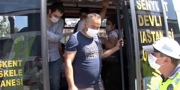 Koronavirüs kime bulaşacağını şaşırdı! İstanbul'da akıllara durgunluk veren görüntüler