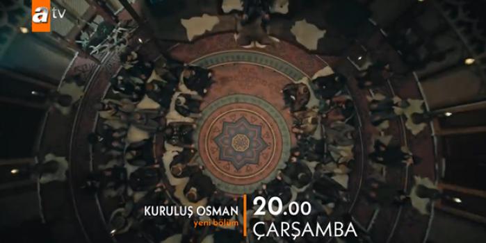 Kuruluş Osman 68. Bölüm Fragmanı