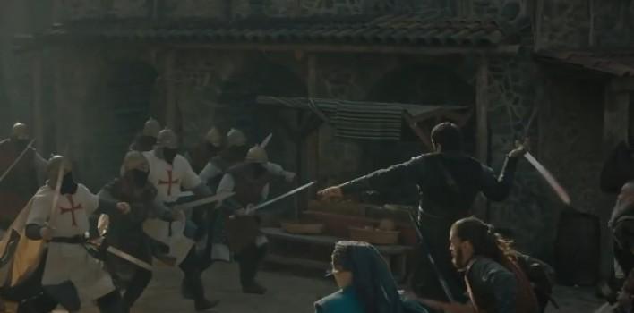 Kuruluş Osman'dan bomba fragman! Osman Bey saldırıya geçti