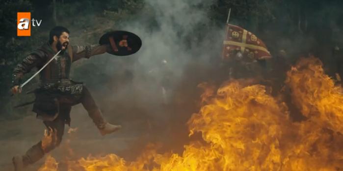 Kuruluş Osman'ın yeni sezon 2. fragmanı nefes kesti! Savaş sahnesi büyük beğeni topladı