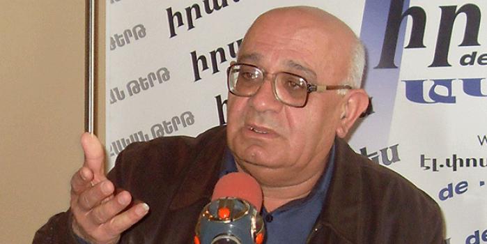 Levon Shirinyan'dan olay sözler: Türklerin köpeği olmak Rusların temsilcisi olmaktan iyidir