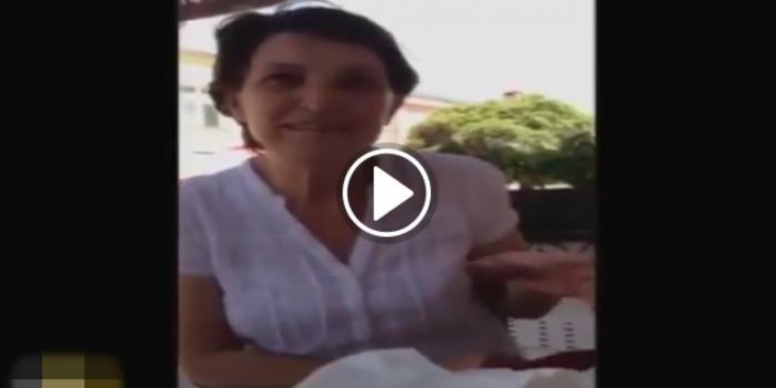 Makedonyalı Türk bir bayanın müthiş Türkiye analizi