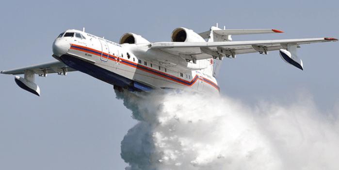 Manavgat'taki yangını söndürmek için o ülkeden destek! 3 uçak gönderdiler