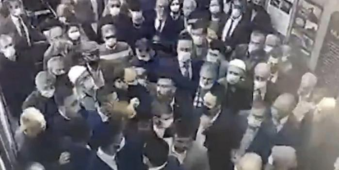 Mansur Yavaş'ın vurgunu sonrası skandal görüntüler ortaya çıktı