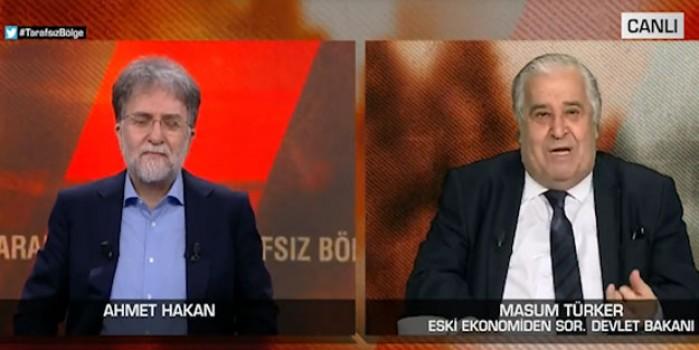 Masum Türker '128 milyar dolar nerede?' sorusunu cevapladı
