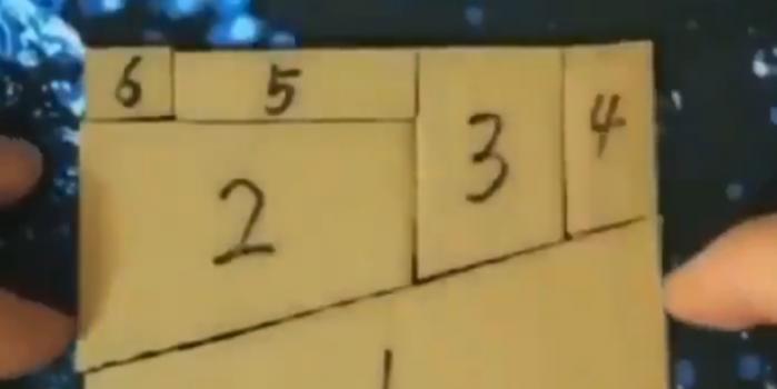 Matematik zekası ile görsel şölen