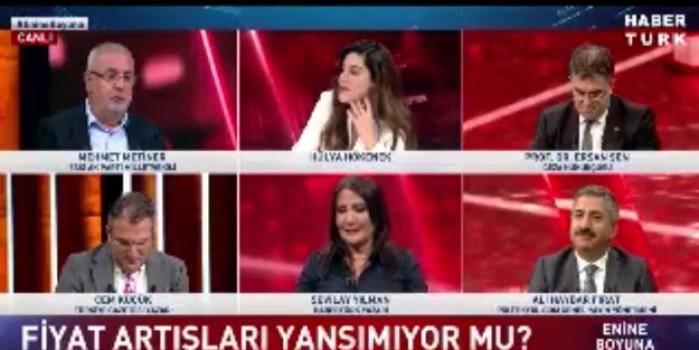 Mehmet Metiner açıkladı: Faiz indirimiyle alakası yok